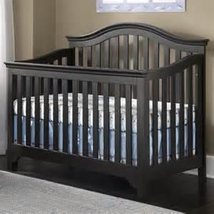 Baby Black Cribs Mesa Black Crib By Creations Baby 6292 522 Baby Cribs At