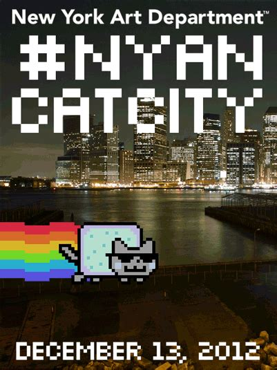 Meme Nyc - pr s tumblrdome come party with me and nyan cat this