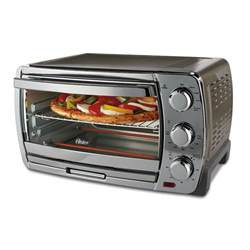 Pizza In A Toaster Oven Oster 174 Convection Countertop Oven