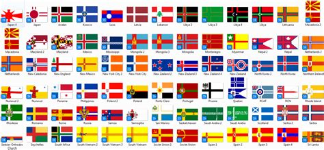 flags of the world with crosses what if all countries had to use nordic cross style flags