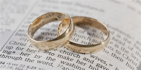 wedding bible korean when did biblical marriage get to be a thing huffpost
