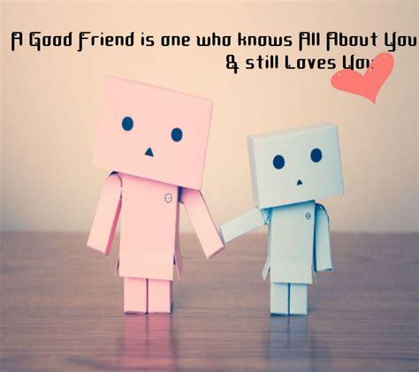 Good Friendship Wallpaper