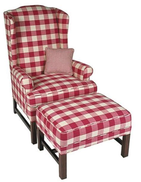red check armchair pin by stephanie smith on functional furniture pinterest
