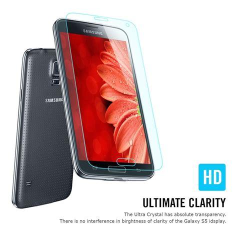 Spigen Screen Protector Samsung Galaxy S5 Steinheil Ultra Oleophobic galaxy s5 screen protector ultra steinheil store