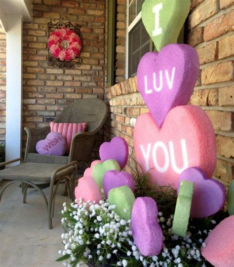 Home Theater Decorations Cheap by 20 Romantic Outdoor Valentine Decorations Home Design