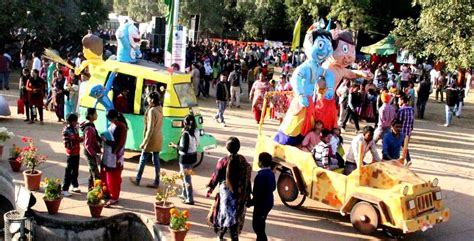 chandigarh carnival 2015 schedule main attractions