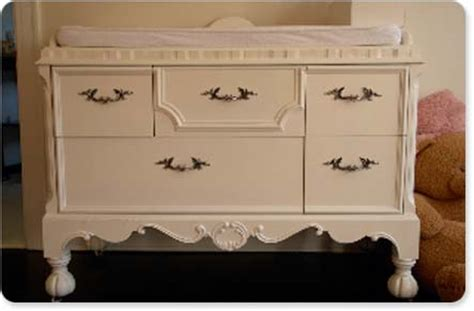 Plans To Build How To Make Your Dresser Into A Changing Dresser Into Changing Table