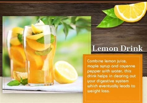 How Much Lemon For Detox by Lemon Water For Weight Loss Dogala