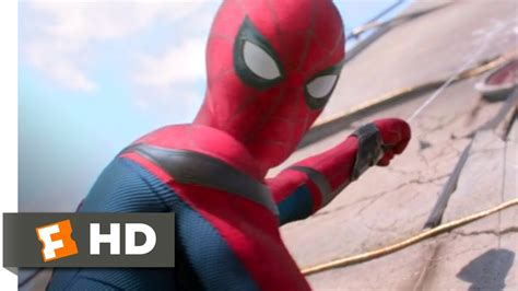 homecomings rescue spider homecoming 2017 washington monument rescue 3 10 movieclips