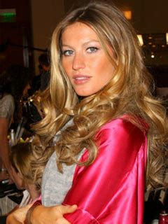 Gisele Bundchen On Anorexia by Gisele Bundchen Don T Blame Models For Anorexia Celebsnow