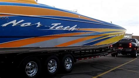 nor tech race boats nor tech 3600 supercat race boat twin mercury 1075