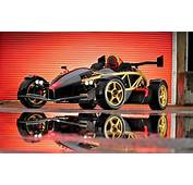 Is The Ariel Atom V8 Fastest Accelerating Car On