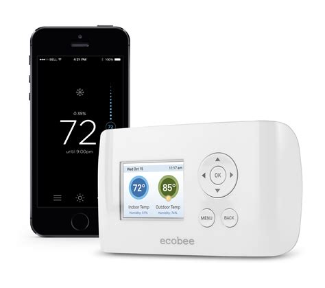 nest thermostat temperature swing review ecobee smart si smart thermostat smart