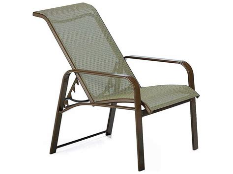 Winston Chair by Winston Seagrove Ii Sling Aluminum Adjustable Chair M62017