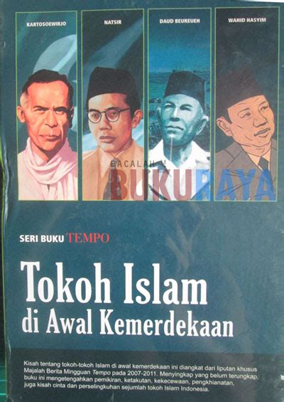 Seri Buku Tempo Tokoh Islam Di Awal Kemerdekaan Tempo tokoh islam di awal kemerdekaan arsip indonesia