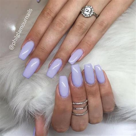matte lilac nail the 25 best lilac nails ideas on lilac nails