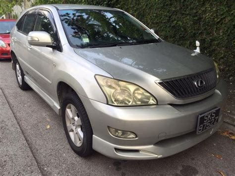 toyota harrier indonesia price list japanese used toyota harrier 4 4 2005 suv for sale