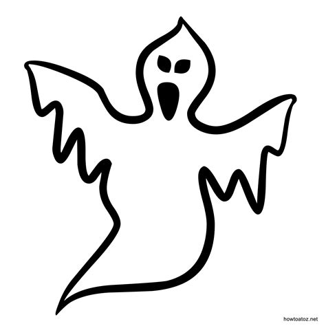 printable pumpkin stencils ghost halloween decoration stencils and templates how to a to z
