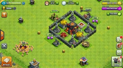 dual full version apk mod clash of clans universal unlimited mod hack v6 407 2 apk