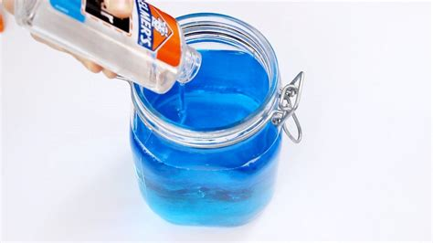 Jelly Slime Barrel diy jiggly bouncy jelly slime slime