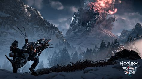 horizon zero the frozen wilds trophies wiki gameplay guide unofficial books horizon zero the frozen wilds 2 ps4wallpapers