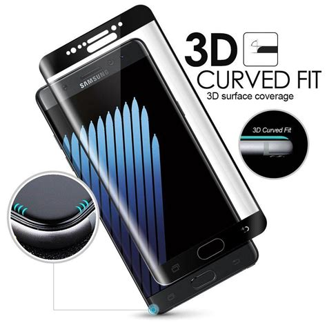 Samsung S8 S8 4d Curved Tempered Glass Screen 1 coverage curved 4d 3d tempered glass screen protector