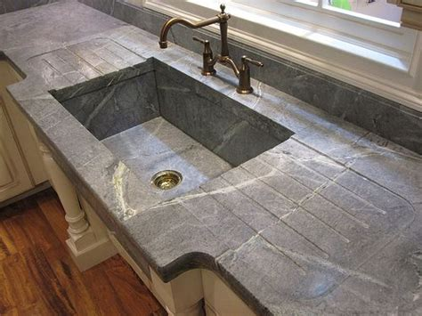 Soapstone Kitchen Countertops Kitchen Soapstone Countertop Our Home Pinterest