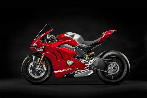 Honda V4 Superbike 2020 by Ducati Panigale V4 R Look Ready For 2019 Worldsbk