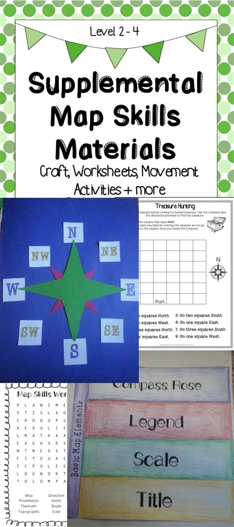 map skills united states free map skills worksheets for 3rd grade 1000 images