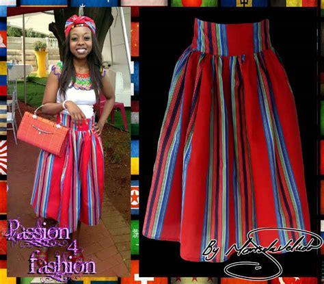 high waisted venda skirt