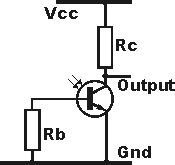 phototransistor base resistor a question about biasing phototransistors the with 3 leads parallax forums
