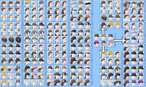 The Sims 3 Hairstyles And Their Expansion Pack | sims 3 expansion packs new hair mod the sims cas clutter