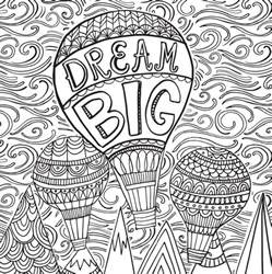 inspirational coloring pages for adults 91 best images about colouring air balloons on