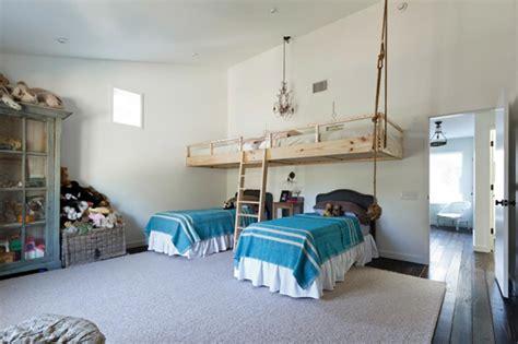 chambre d enfants lit mezzanine pour une chambre d ado originale design feria