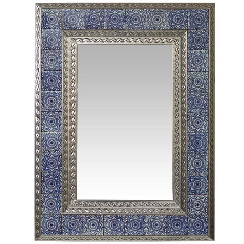 Stoneware Kitchen Canisters by Talavera Tile Mirrors Collection Talavera Tile Mirror