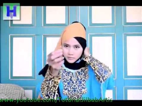 tutorial hijab wisuda by didowardah tutorial hijab pesta dan wisuda hijab paris by didowardah