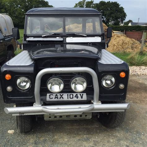 landrover defender land rover series 3 1980