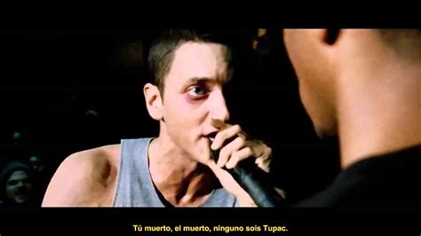 eminem movie final rap lyrics 8 mile final battle eminem vs papa doc subtitulada en