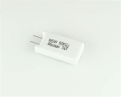 micron power resistors mnm05n503j micron resistor 50 kohm 5w 5 sand 2021009363