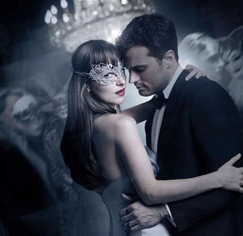 fifty shades darker film release new fifty shades darker trailer reigns on social media