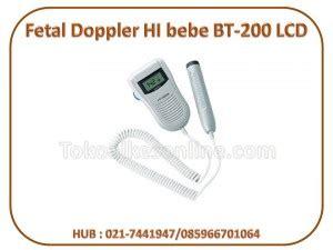 Hi Bebe Bt 200 Lcd Fetal Doppler jual fetal doppler murah toko alat kesehatan