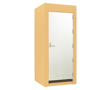 Fitting Room Mirrors by Fitting Room With A Mirror Door Store Express