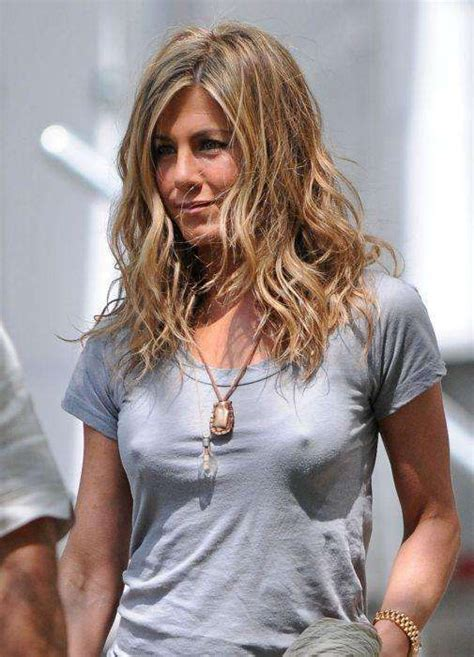 jennifer aniston steps out with new blond bangs while celebrity pokies photo list of celebrity nipples