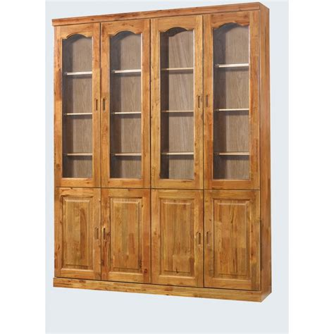 4 doors bookcase sale