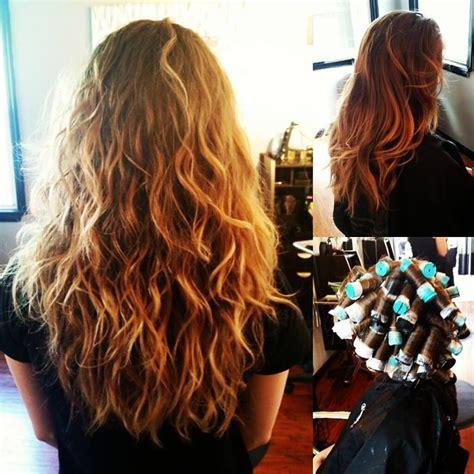 beach wave perm woburn ma loose wave perm hair by laini pinterest loose wave