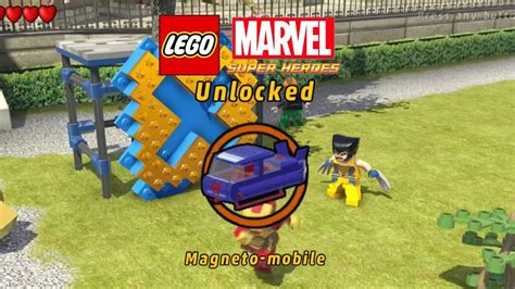 magneto mobile lego marvel unlock magneto mobile gameplay 1st professor x