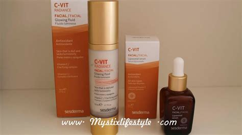 Serum Vit C Msi review c vit sesderma liposomal serum y fluido luminoso
