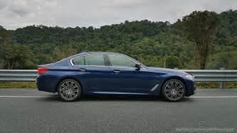 530i Bmw Impressions 2017 Bmw 530i M Sport G30 Review