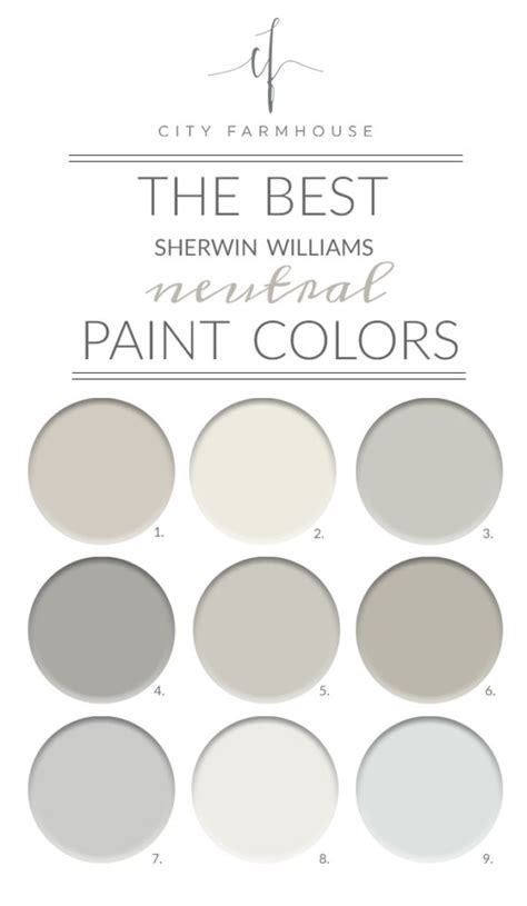 best neutral paint colors sherwin williams 25 best ideas about neutral paint colors on pinterest