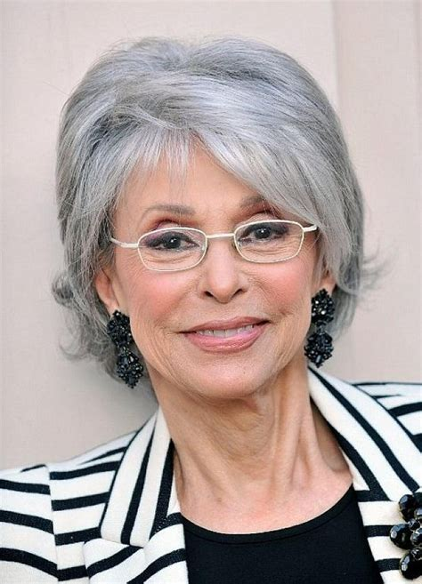 hairstyles for grey hair oval face 20 best ideas of short haircuts for coarse gray hair